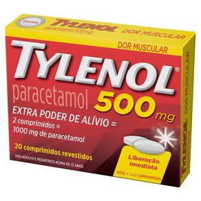 TYLENOL-500MG-20-COMPRIMIDOS