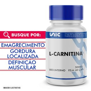 L-Carnitina-500mg-60-Doses