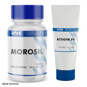 Morosil-60-Caps---Actigym-100g-com-selo-de-autenticidade