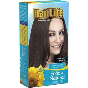 Creme-Alisante-Hairlife-Solto---Natural-
