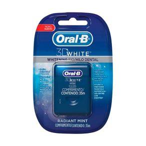 Fio-Dental-Oral-B-3d-White-