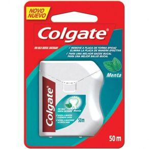 Fio-Dental-Colgate-Menta-50m-
