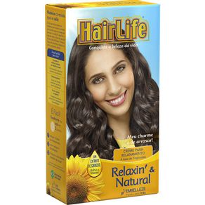 Creme-Alisante-Hairlife-Relaxin---Natural-
