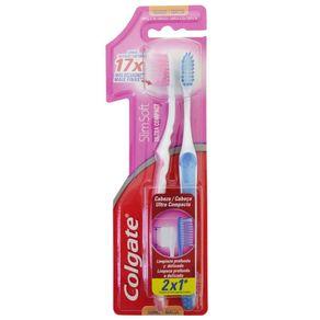 Escova-Dental-Colgate-Slim-Soft-Compact-Suave-Macia-LV2-PG1-