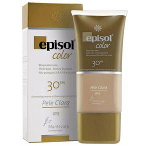 Protetor-Solar-Episol-Color-Pele-Clara-Fps-30-40g-