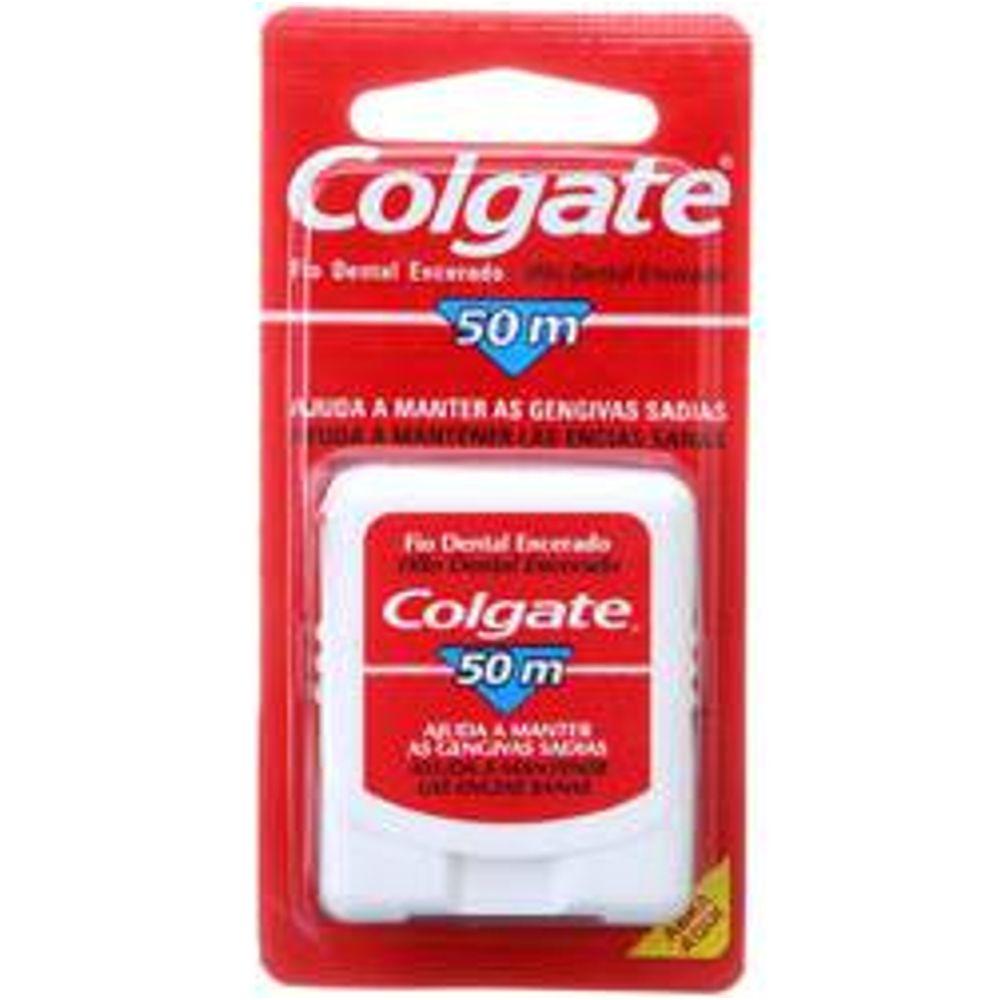 29637989d Fio Dental Nylon 50m - Colgate - UnicPharma