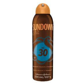 Protetor-Solar-Sundown-Gold-Spray---FPS30-