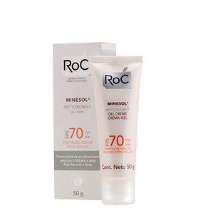 Protetor-Solar-Roc-Minesol-Antioxidante-FPS-70---50g