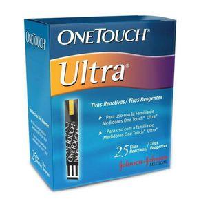 Tiras-Reagentes-OneTouch-Utra-25-Unidades-