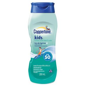 Protetor-Solar-Coppertone-Kids-Fps-50-200ml