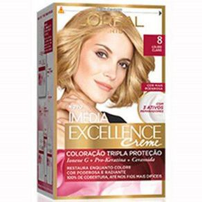Coloracao-Imedia-Excellence-8-Louro-Claro