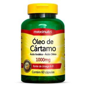 Oleo-de-Cartamo-1000mg---Maxinutri---60-capsulas