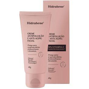 Creme-Hidrabene-Antipoluicao-E-Anti-aging-Facial-60g