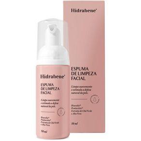 Espuma-De-Limpeza-Facial-Hidrabene-50ml