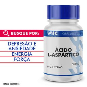 Acido-L-aspartico-500mg-60-caps