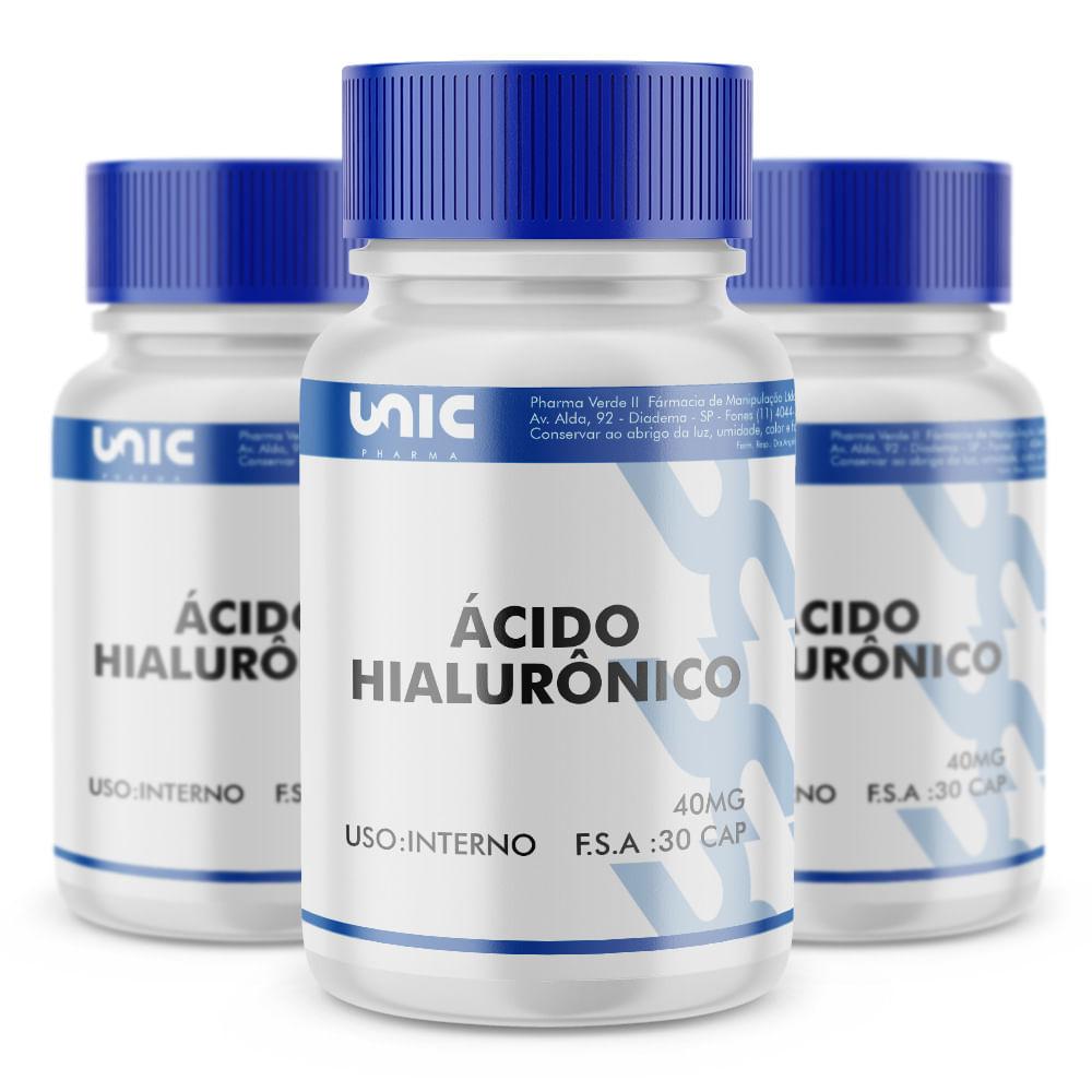 hialurônico em capsulas