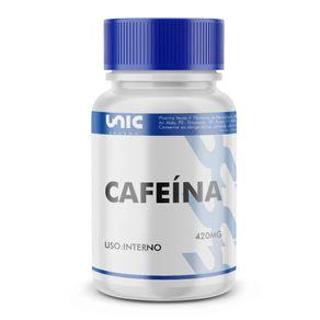 Cafeina-420mg-60-caps