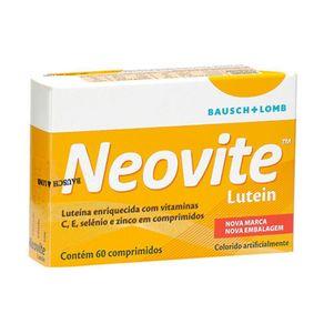 Neovite-Lutein-Bausch-Lomb-60-Comprimidos