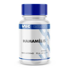 HAMAMELIS-200mg-60-caps