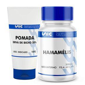 kit_pomada_erva_de_bicho_100g_e_hamamelis_200mg_60_capsulas